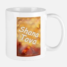 Shana-Tova Honey drawing Happy Rosh HaShana Mug