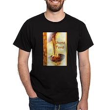 Shana-Tova Honey drawing Happy Rosh HaShana T-Shirt