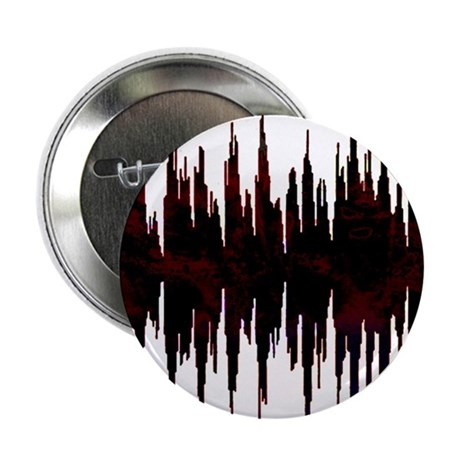 "Synthesized Army Audio Wave 2.25"" Button"