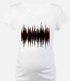 Synthesized Army Audio Wave Shirt