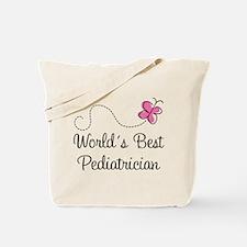 Pediatrician (Worlds Best) Tote Bag