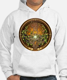 Sacred Celtic Trees - Vine Jumper Hoody