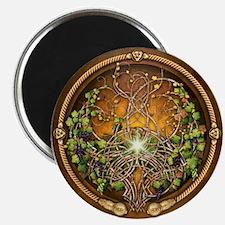 Sacred Celtic Trees - Vine Magnet