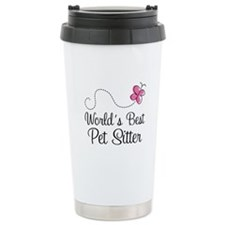 Pet Sitter (Worlds Best) Travel Mug