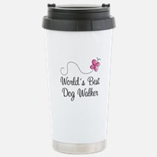 Dog Walker (World's Best) Travel Mug