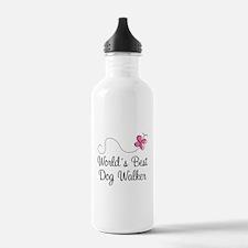 Dog Walker (World's Best) Water Bottle