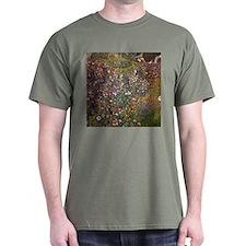 Gustav Klimt Italian Garden T-Shirt