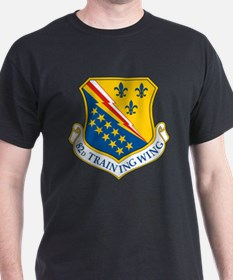 USAF 82nd Training Wing Emblem T-Shirt
