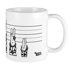 The usual Suspects Small Mug
