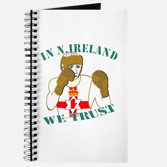 In N.Ireland boxing we trust Journal