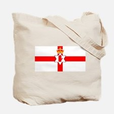 In N.Ireland boxing we trust Tote Bag