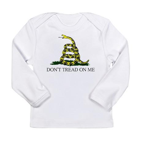 DONT TREAD ON ME Long Sleeve Infant T-Shirt