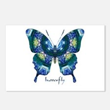 Surrender Butterfly Postcards (Package of 8)