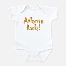 Atlanta Rocks! Infant Bodysuit