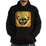 Clam Lake Lodge Imperial Club Hoodie (dark)