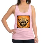 Clam Lake Lodge Imperial Club Racerback Tank Top