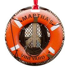Marthas Vineyard Ornament