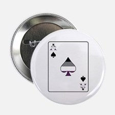 "Ace of Spades 2.25"" Button"