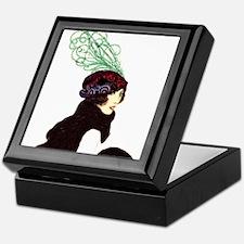 prettyhatlady Keepsake Box