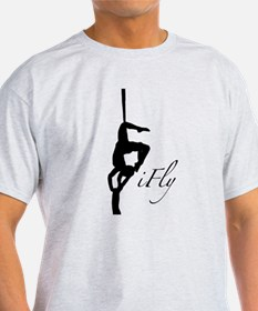 iFly Silk Silohouette T-Shirt