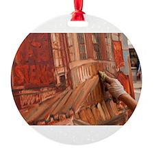 Philadelphia Artist ErinMcGeeFerrell Ornament