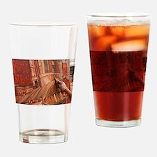 Philadelphia Artist ErinMcGeeFerrell Drinking Glas