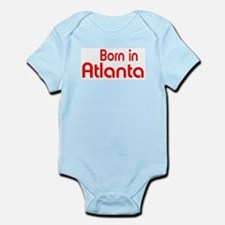 Born in Atlanta Infant Creeper