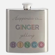 Ginger Flask