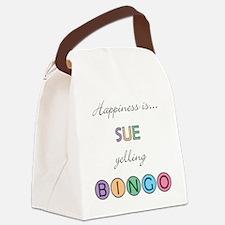 Sue Canvas Lunch Bag