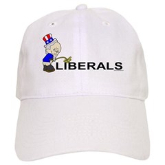 Piss On Liberals (anti-libera Baseball Cap