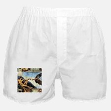 Michelangelo Creation Of Adam Boxer Shorts