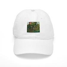 Manet Corner In The Garden Hat