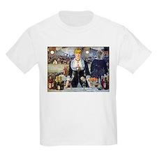 Édouard Manet Bar at the Folies T-Shirt