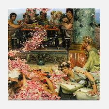 Alma-Tadema The Roses Tile Coaster