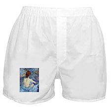 Toulouse-Lautrec Rousse (High Res) Boxer Shorts
