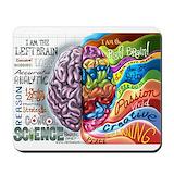 Brain Classic Mousepad