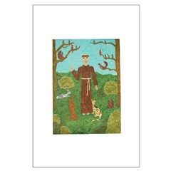 Saint Francis of Assisi Posters