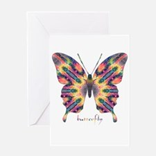 Delight Butterfly Greeting Card