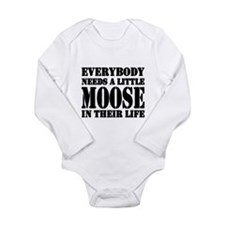 Moose Baby Outfits