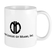 JLM Black Logo Mug
