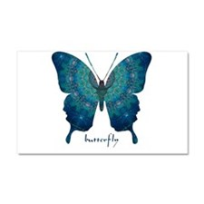 Mercy Butterfly Car Magnet 20 x 12