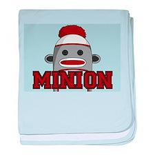 Misha's Minions baby blanket