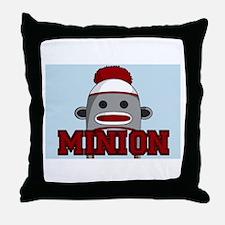 Misha's Minions Throw Pillow