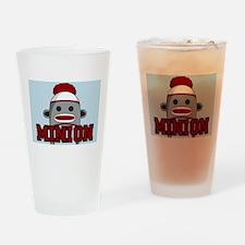 Misha's Minions Drinking Glass