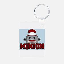 Misha's Minions Keychains