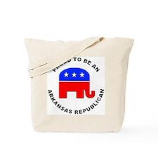 Arkansas Republican Pride Tote Bag