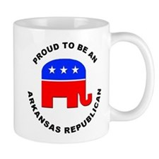 Arkansas Republican Pride Mug