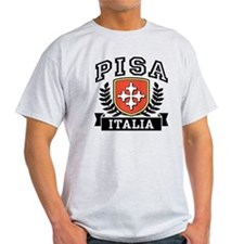 Pisa Italia Coat of Arms T-Shirt