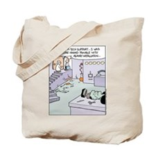 Memory Installation Tote Bag