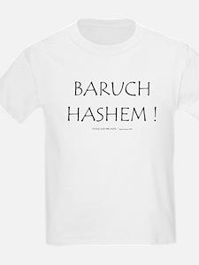 BARUCH HASHEM! Kids T-Shirt